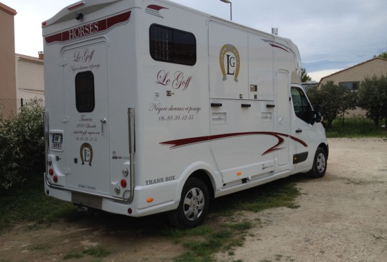 camion occasion 2 chevaux
